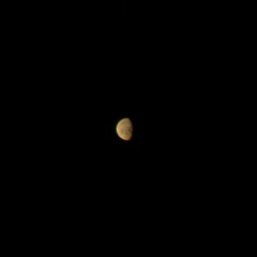 The Moon as seen by Juno