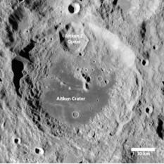 Aitken Crater