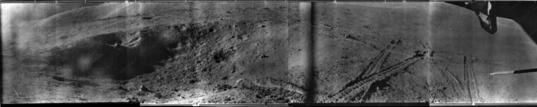 Lunokhod 2 panorama