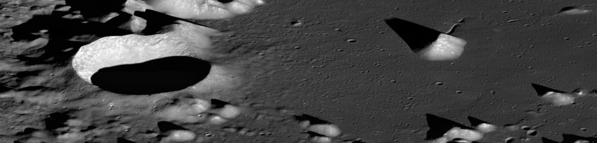 Antoniadi Crater Central Peak