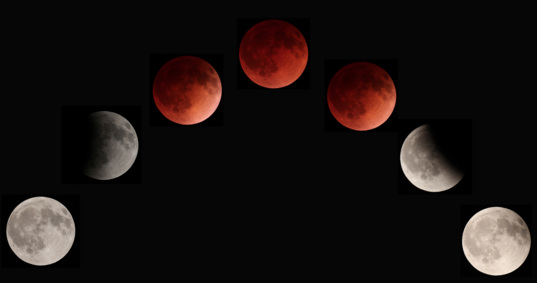 Total Lunar Eclipse of April 15, 2014