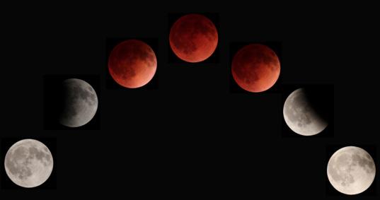 Total Lunar Eclipse of April 15, 2014