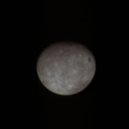 The Moon from Hayabusa