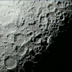 LCROSS view of the lunar south pole 3