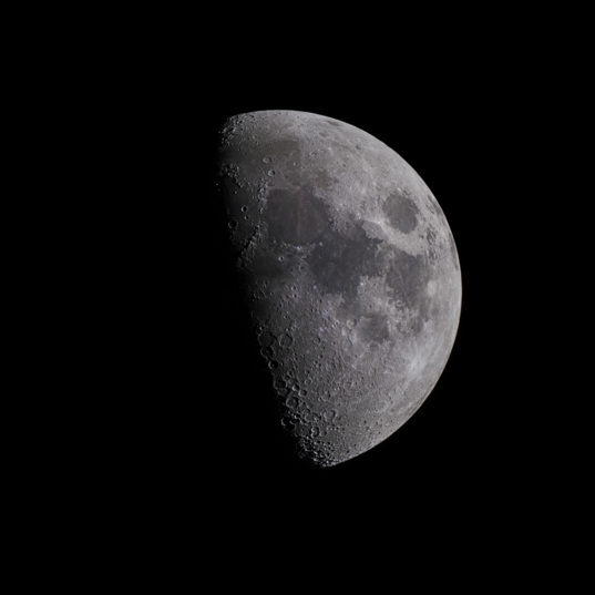Detailed Moon Composite