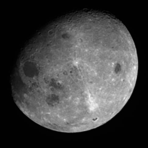 Farewell look at the Moon from OSIRIS-REx