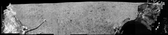 Surveyor 5 panorama