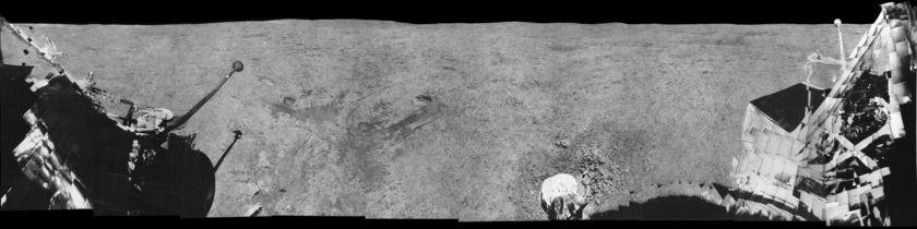 Surveyor 6 panorama