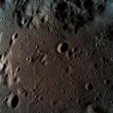 Beresheet's final image
