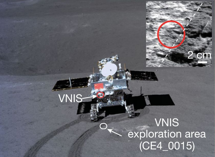 VNIS payload and observation footprint