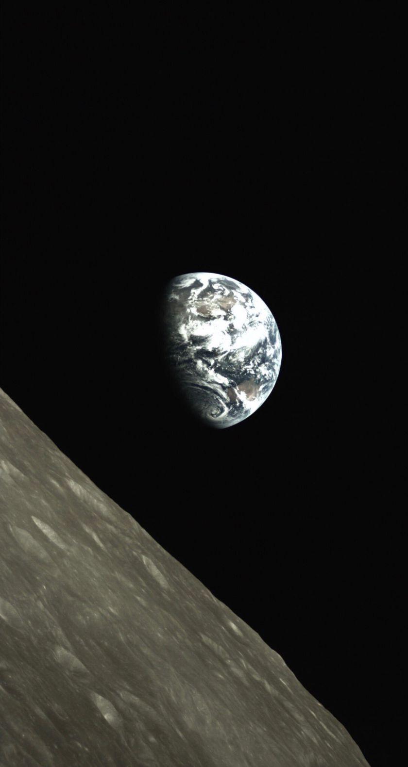 Earth and Moon from Longjiang-2