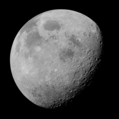 The Moon from Apollo 12