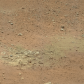 Burnside Scour, Curiosity sol 20