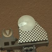 Curiosity's observation tray and portion poker