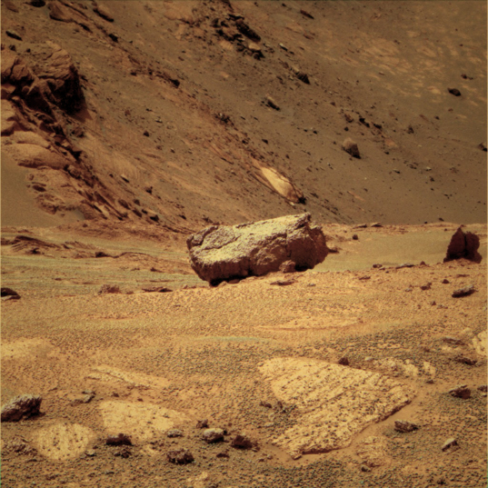Ridout, Opportunity sol 2681