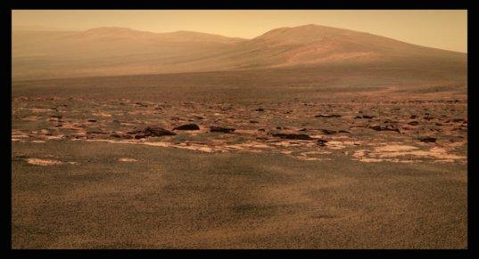 Cape Tribulation, Opportunity sol 2679