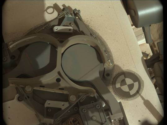 SAM inlet ports, sol 227