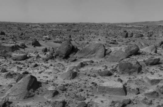 Mars Pathfinder's