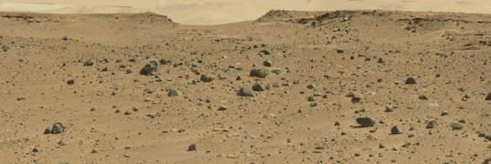 Dingo Gap, Curiosity sol 519