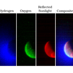 First observations of Mars from MAVEN IUVS