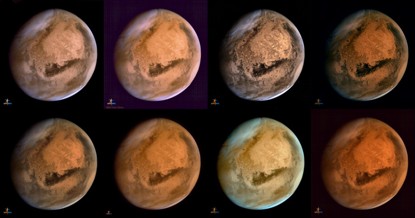 Eight takes on a global view of Mars