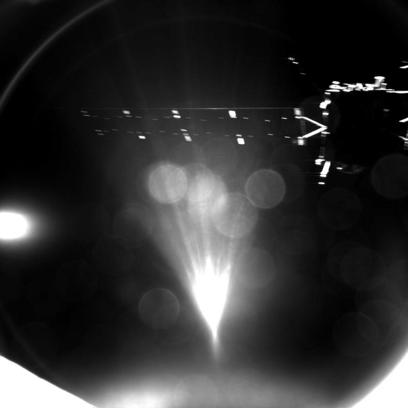 Farewell, Rosetta