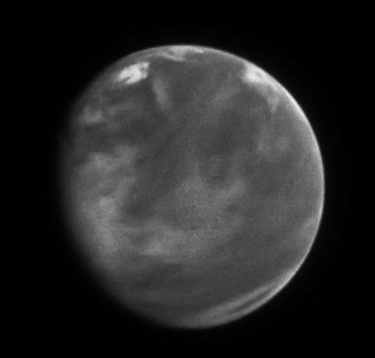 Mars as viewed by Hubble ACS/SBC, May 30, 2014