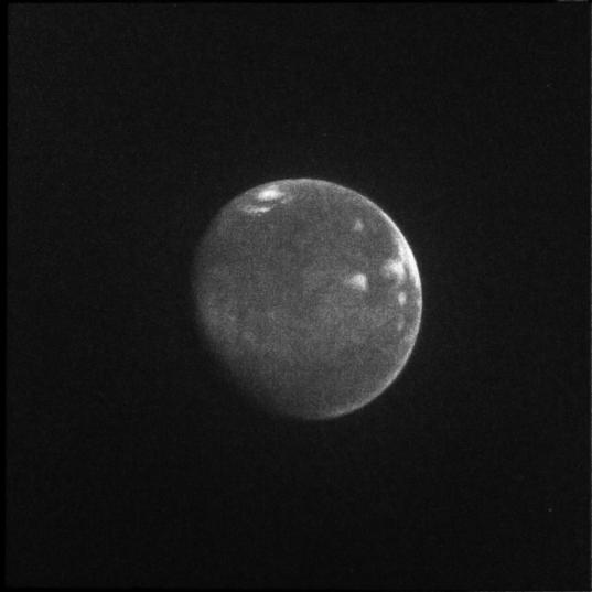 Mars from Hubble STIS, April 26, 2012