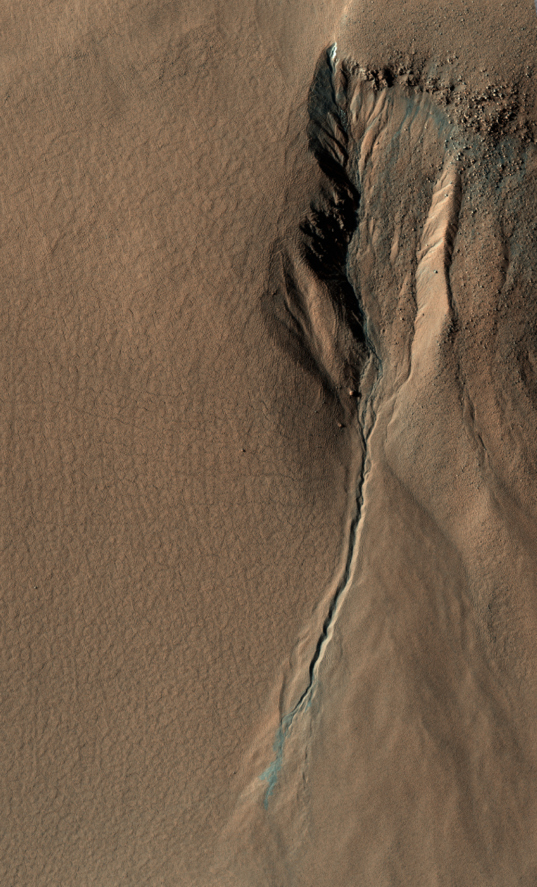 Crater Gully