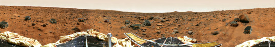 Many rovers on Mars