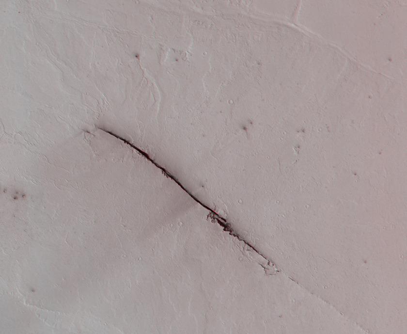 Closeup on a Cerberus vent