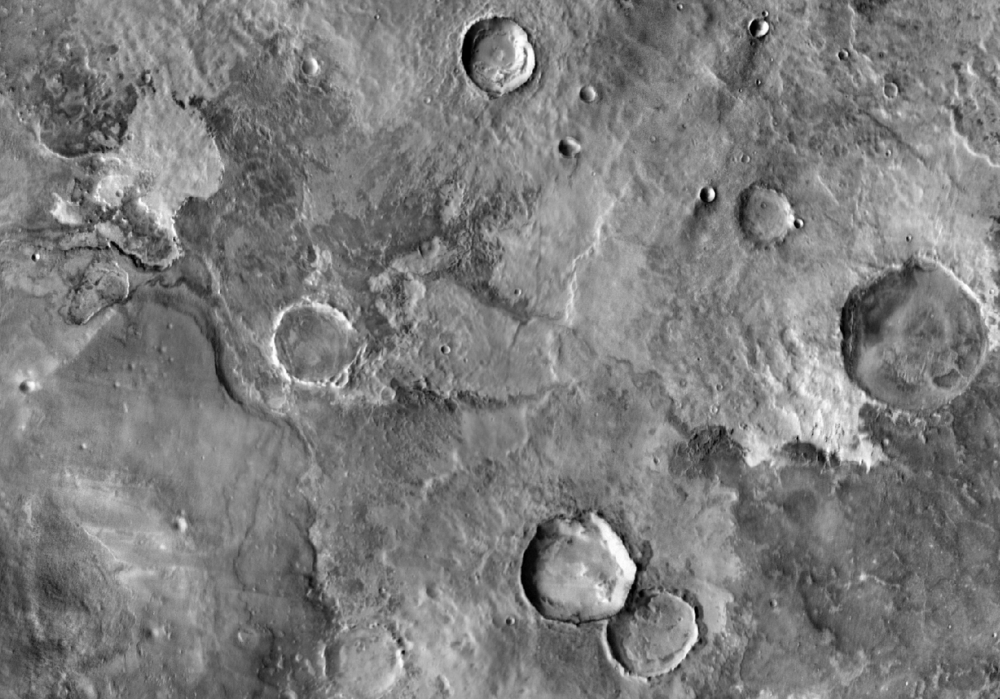 A spectacular new global map of Mars, which YOU can make
