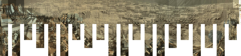 Images for the Curiosity sol 1197 Mastcam self-portrait