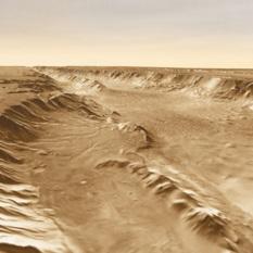 Melas Chasma