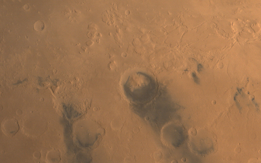 Gale Crater regional context