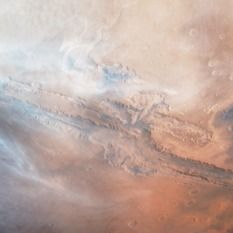 Viking Orbiter 1 - Valles Marineris