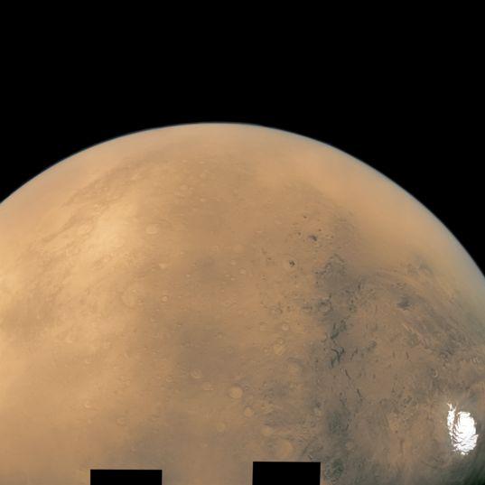 Viking Orbiter 2 - Southern Hemisphere Monitoring