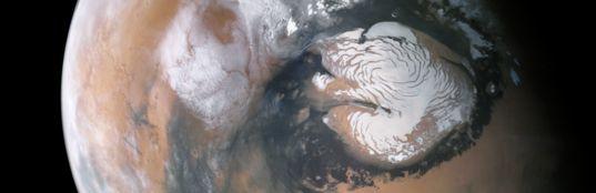 Borealis Planitia - Mars Express