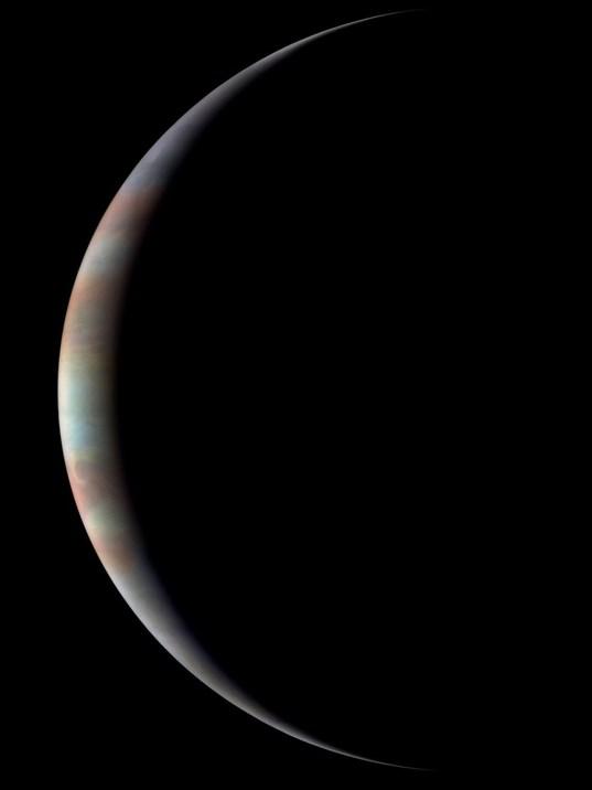 Crescent Jupiter