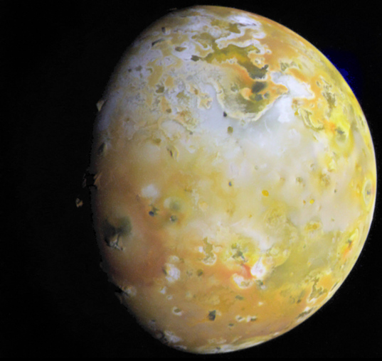Io on Galileo orbit I32