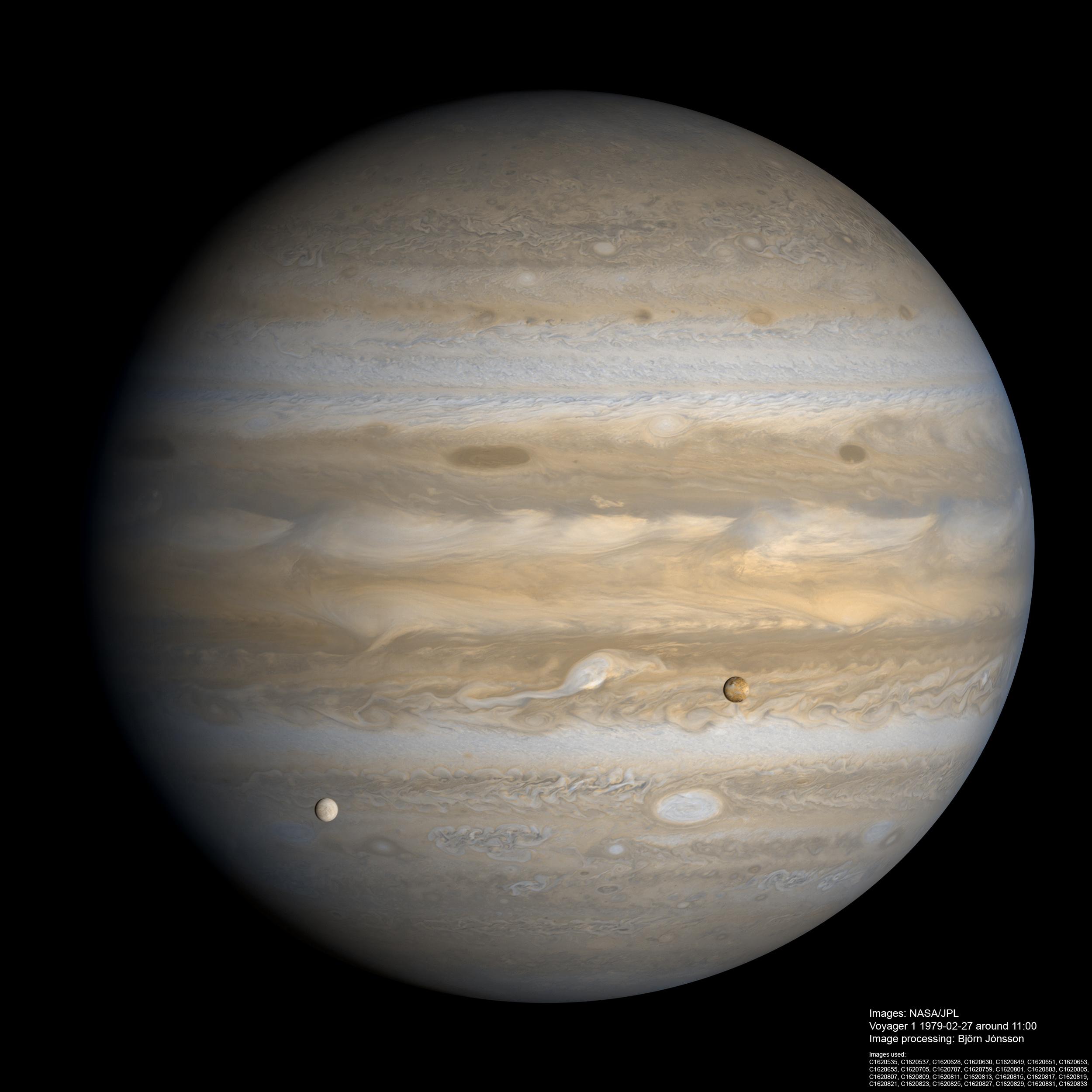 jupiter planet map hi res - photo #7