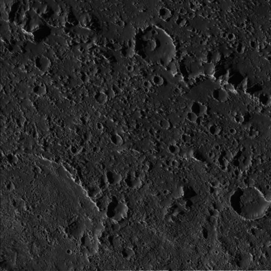 Callisto from Galileo
