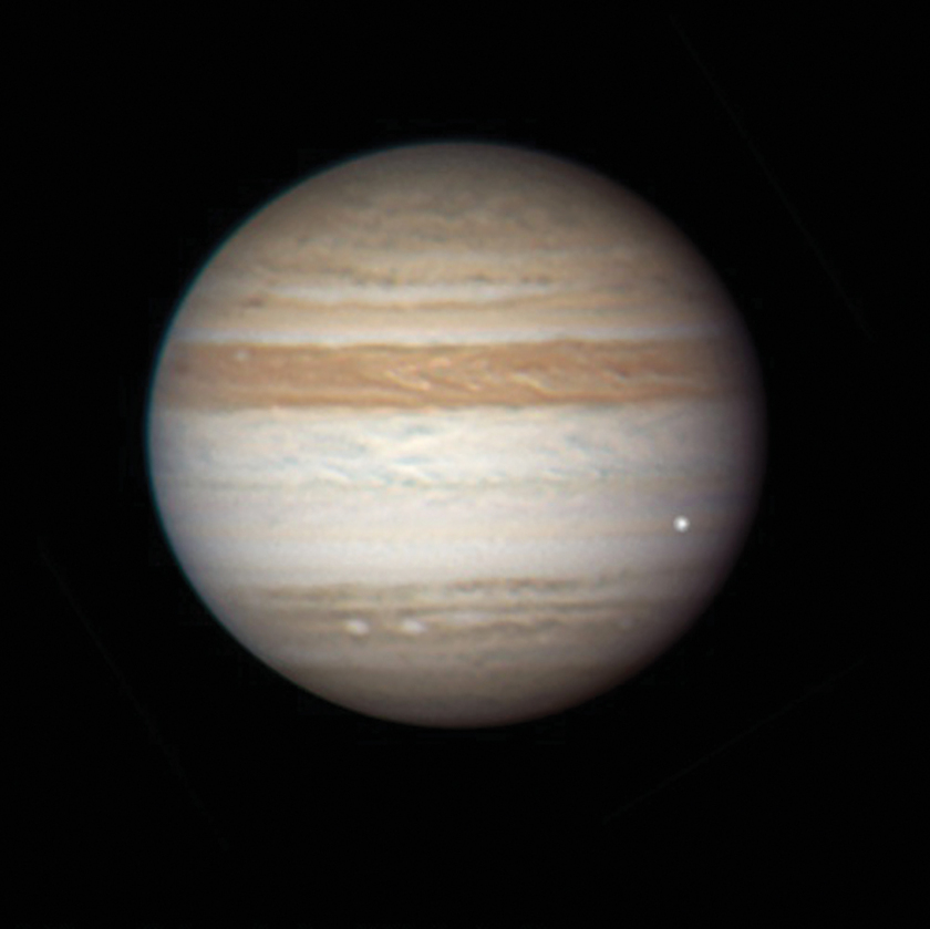 Jupiter Gains Mass but Loses a Belt