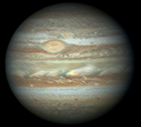 Jupiter on June 21, 2006
