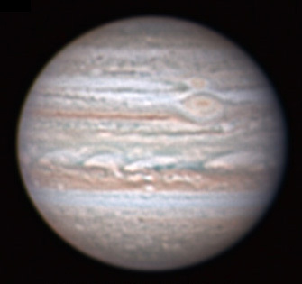 Jupiter on July 15, 2006