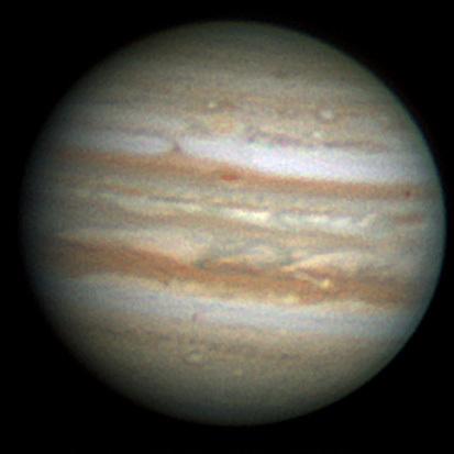 Jupiter from Earth