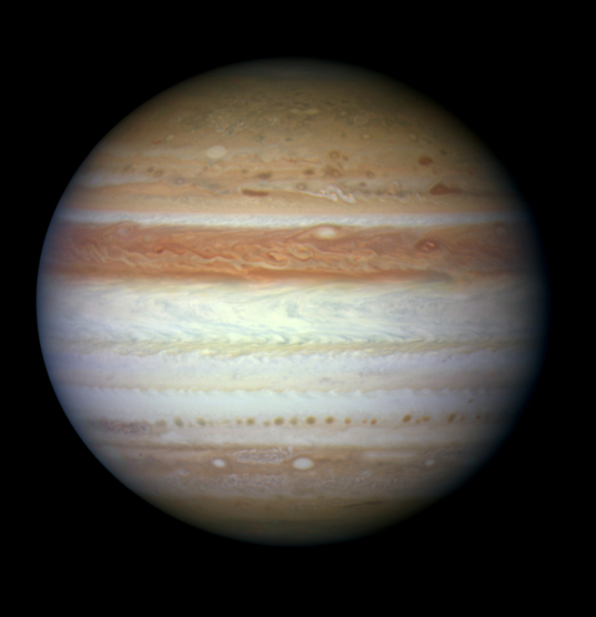 Jupiter on June 7, 2010