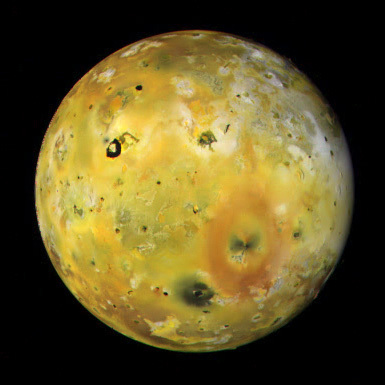 Io from Galileo