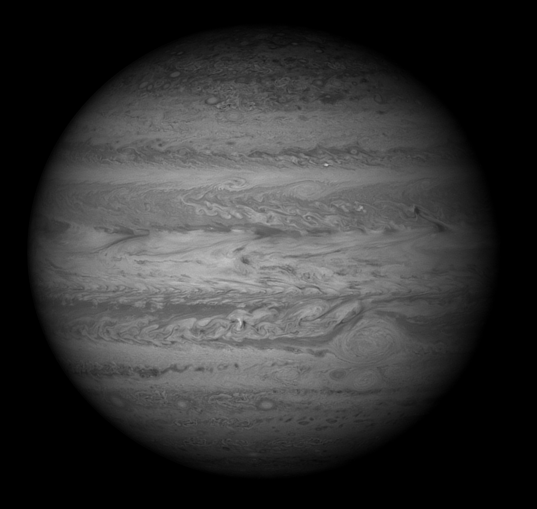 Jupiter's Turbulent Atmosphere