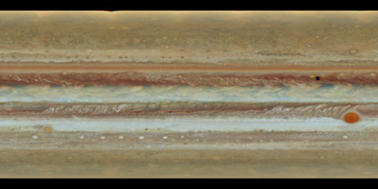 Jupiter Rotation A, cycle 24